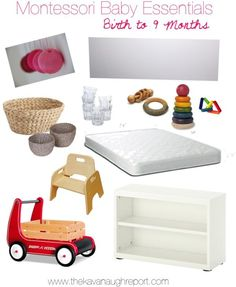 Montessori Baby Essentials