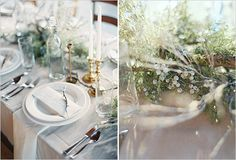 fall wedding ideas Tablescape photographed by @Erich Mcvey featured on @wedding chicks