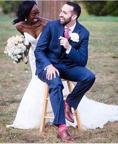 This is pure joy! #munaluchibride / #Repost @idoghana  Congrats to the blessed couple  captured by @dotunayodeji #idoghana