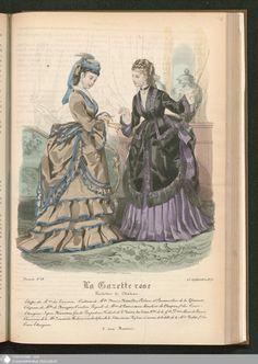 308 - No 24. - La Gazette rose - Seite - Digitale Sammlungen - Digitale Sammlungen