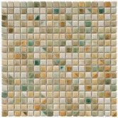 "Found it at Wayfair - Arcadia 9/16"" x 9/16"" Porcelain Matte Glazed and Glossy Mosaic in Springfield"