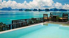 Six Senses Resort - Private Island of Yao Noi - Thailand