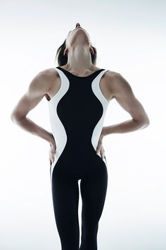 Ballerina Lana Jones wears Keto Dancewear Unitard.