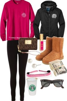 Preppy and cute