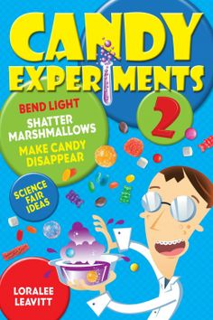 Book Buzz: Candy Experiments 2