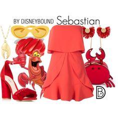 Sebastian Outfit - Little Mermaid
