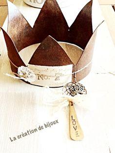 Come regine .. Gioielli interamente fatti a mano da La crèation de bijoux