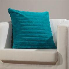 Obliečka na vankúšik Berlin tyrkys, 50 x 50 cm Bed Pillows, 50th, Home, Pillows, Ad Home, Homes, Haus, Houses