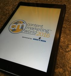 How To Crush It On Social Media At Content Marketing World