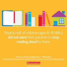 One of the many findings from the 5th edition of our Kids & Family Reading Report! View the full report