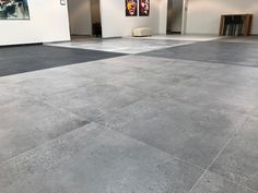 Felca Dark Grigio keramische tegels van Nibo Stone