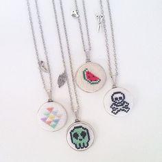 siparis ve bilgi icin✉️buy.badadesign@gmail.com  #badadesign #çarpıişi #carpiisi #kaneviçe #etamin #xstitch #stitch #crossstitch #crossstitching #craft #handcrafted #handmade #handcraft #needlework #kisiyeozel #alışveriş #alisveris #özeltasarım #tasarım #tasarim #design #sewing #cute #kolye #necklace #jewelry #necklaces #takı #watermelon #skull