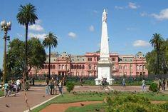 Plaza de Mayo - Buenos Aires/Argentina