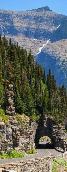 Glacier National Park - Montana by Eva0707