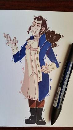 JOHN LAURENS by axolotlsketches on DeviantArt