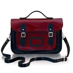 my new fave: 'The Downing Satchel'! gimme gimme gimme!