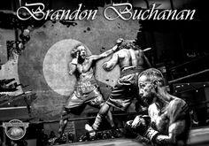 Get 10% off with code: amazingamanda , Brandon Buchanan Fight Shirt