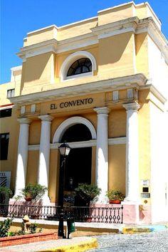 El Convento Hotel, historical landmark, hotels, puerto rico, tourism, caribbean,