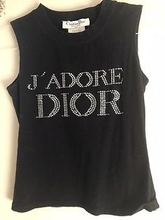 1643ead29eef7 Authentic Jadore Dior 1947 RARE Christian Dior shirt with Jewels size 6