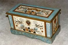 folk art painted furniture | Bavarian Folk Art Furniture - Bing Images | Tole painted
