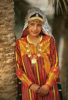 Omani Fashion - Style of Jalan bni bo Ali