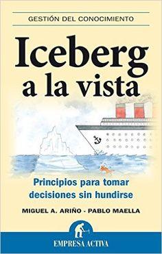 Iceberg a la vista (Gestión del conocimiento) eBook: Pablo Maella Cerrillo: Amazon.es: Libros