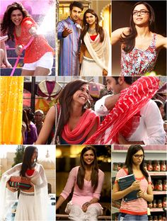 Deepika's Look in YJHD! She is just so flawless. Bollywood Couples, Bollywood Cinema, Bollywood Songs, Bollywood Fashion, Bollywood Actress, Indian Celebrities, Bollywood Celebrities, Dipika Padukone, Deepika Padukone Style