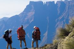 The 20 Best Hikes in the World. National Geographic. One of them is in South Africa!!!