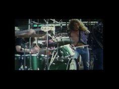 Led Zeppelin - Immigrant Song (February 27, 1972) Sydney Showground