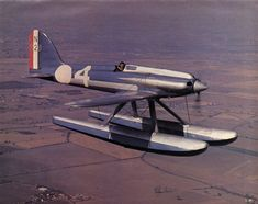 Supermarine S6B seaplane
