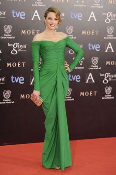 Alta Costura en premios GOYA 2014 | rpintopress fashion