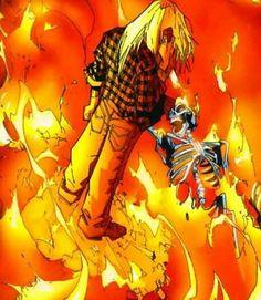 #Wolverine #skeleton