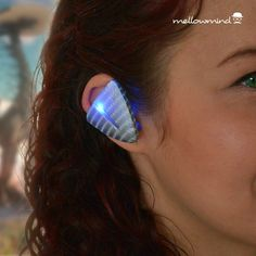 Horizon Zero Dawn inspired Aloy's earpiece by mellowmindCosplay