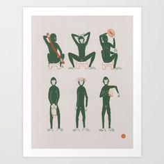 Monkey Prints   Society6