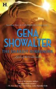 Cannot forget Gena Showalter either!
