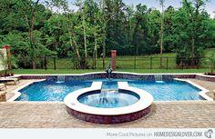 16 Grecian and Roman Grecian Pool Designs | Home Design Lover
