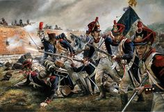 Hugemont, Battle of Waterloo 1815