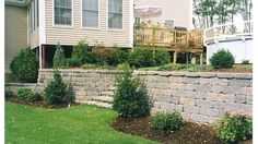 Versa-Lok says that the Harmony segmental retaining wall (SRW) system offers an economical and attractive solution for random-pattern wall designs.