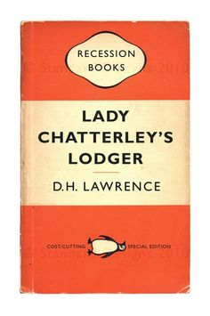 Lady Chatterley's Lodger print by StandardDesigns.#automatism