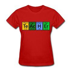 Teacher Element http://kreativeinkinder.spreadshirt.com/