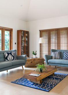 Living Room Sofa Design, Home Room Design, Living Room Interior, Home Interior Design, Living Room Designs, Modern Living Room Furniture, Indian Home Interior, India Home Decor, Ethnic Home Decor
