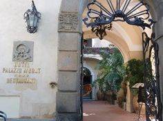 Hotel Palazzo Murat - Positano...I had my wedding reception here! So wonderful.