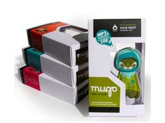 Mugo on Packaging of the World - Creative Package Design Gallery
