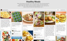 Get Healthier With Pinterest! | HelloSociety Blog - I was honored today to be highlighted by Pinterest / HelloSociety's blog. Pinterest is such a great way to share wonderful ideas with wonderful people!  : )