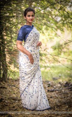 Chiffon Saree, Saree Dress, Cotton Saree, Silk Chiffon, Formal Saree, Casual Saree, Half Saree Designs, Blouse Designs, Satya Paul Sarees