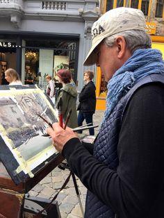 Joseph Zbukvic, In Ghent