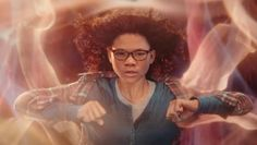 Disney has released an epic new trailer for A Wrinkle in Time, featuring lots of lavish effects sequences. Watch the Wrinkle in Time trailer here! Sci Fi Novels, A Wrinkle In Time, Classic Sci Fi, Physicist, About Time Movie, New Trailers, Disney Films, Cultura Pop, Movies