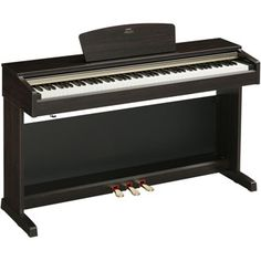 ARIUS... In reality, this is my piano.   It may not be Clavinova, it may not be an acoustic baby grand, but its mine.
