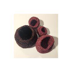 ✨ Nuevos proyectos en proceso ... Textura - Color - Volumen - Reutilizar... Tejido a crochet y foto @textilesxme Experimental, Textiles, Instagram, Upcycle, Texture, Colors, Photos, Cloths, Fabrics