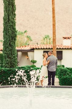 Glam Engagement Shoot by Brooke Merrill Photography. Via Engaged & Inspired